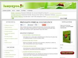 Portal luszczyce.pl - nowa odsłona