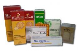 Zestaw leków na łuszczycę