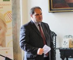 Rafał Hudy - Prezes Stowarzyszenia Polskiej Akademii Medycyny Ekologicznej