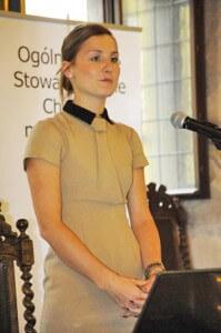 Magdalena Ratajczak - doradca medyczny Euroimmun Polska
